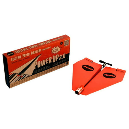 PowerUp Electric Paper Airplane 2.0 Conversion Kit