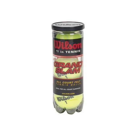 Wilson T1043 Grand Slam Extra Duty Tennis Balls