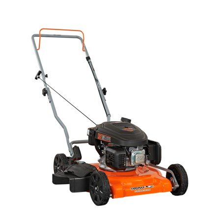 "20"" 2-in-1 Walk Behind Gas-Powered Push Mower"