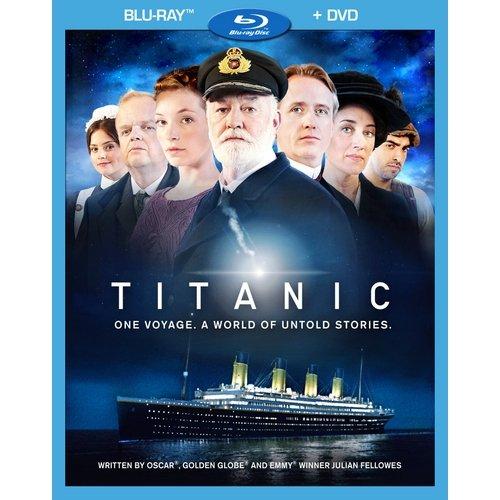 Titanic (Blu-ray + DVD) (Widescreen)