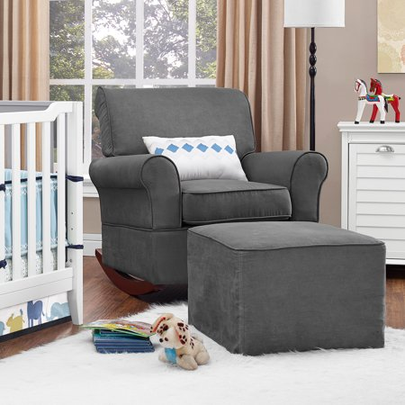Baby Relax Mackenzie Rocker Gray