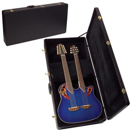 Ovation Celebrity Deluxe Double Neck Case | Guitar Center