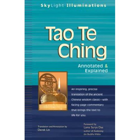 Tao Te Ching : Annotated & Explained (Thoughts From The Tao Te Ching Summary)