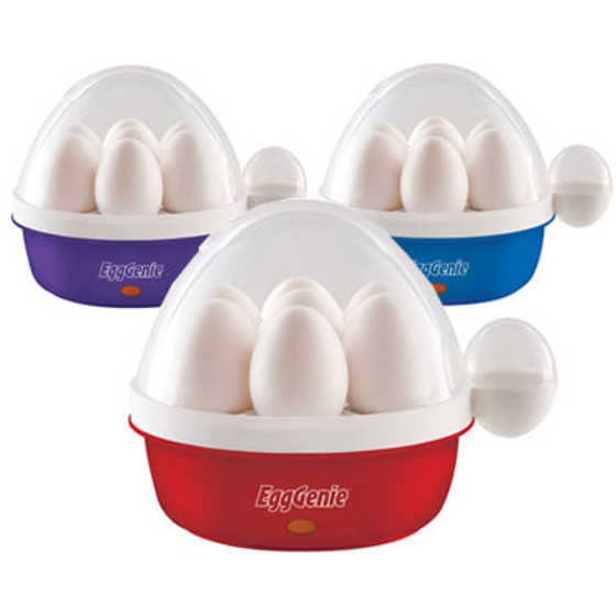 Egg Genie Electric Egg Cooker Walmart