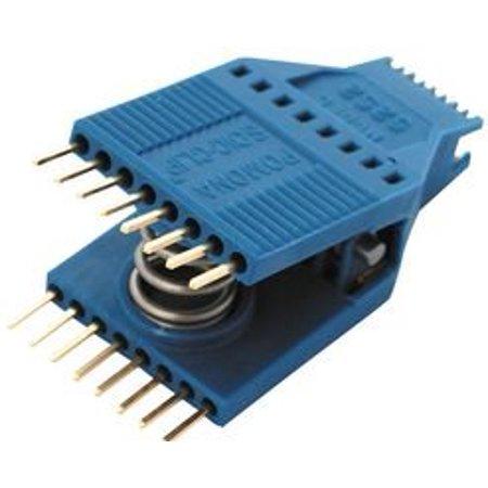 Pomona Electronics Test Clip (POMONA 5252 TEST CLIP, 16POS, By Pomona Electronics )