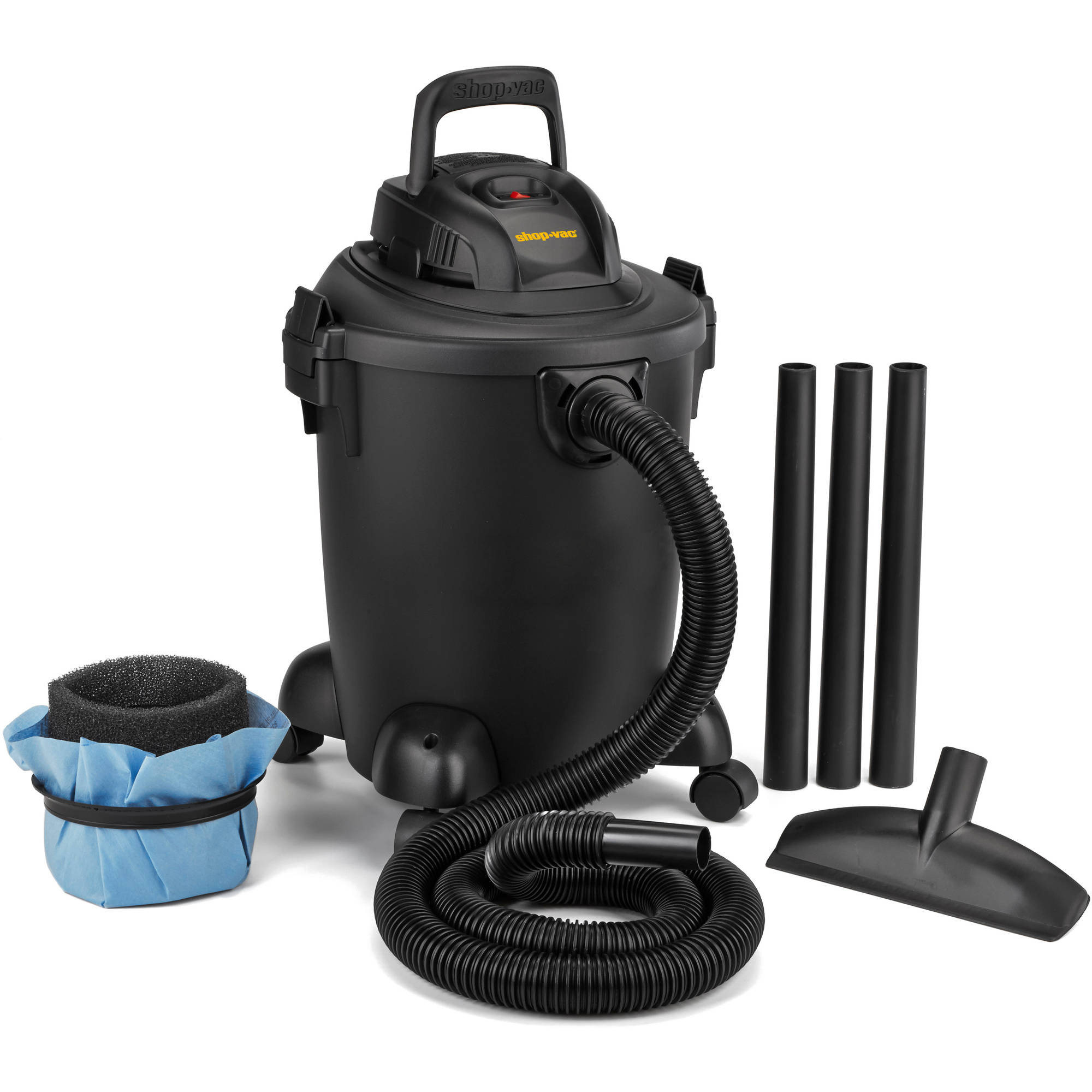 Shop Vac 5 Gal 20 Hp Wet Dry Vacuum 2035527 Black Decker And Cleaner