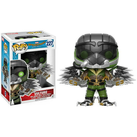 Funko Pop  Marvel Spider Man Homecoming Vulture Vinyl Figure