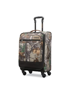 "American Tourister Realtree 20"" Softside Spinner Luggage"