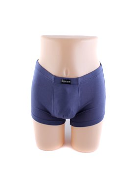 82678adae Product Image Men s Solid Color Stretch Trunk Boxer Briefs Underwear Shorts  Panties