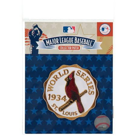 St Louis Cardinals 45 X 35 1934 World Series Patch No Size
