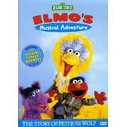 Elmo's Musical Adventure: The Story of Peter and the Wolf by SONY WONDER/SMV