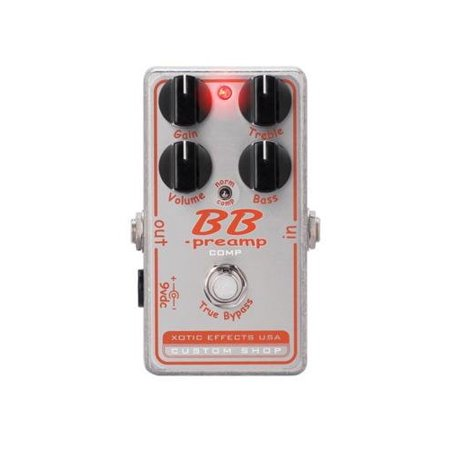 Xotic Effects BB-Preamp/Comp Effect Pedal