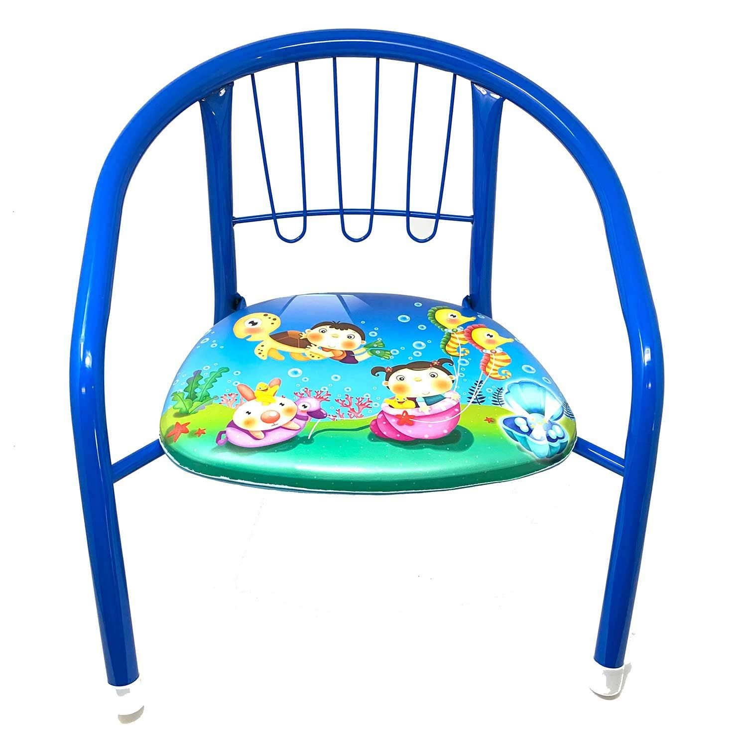 32 Pc Kids Toddler Metal Chairs with Soft Cushion Bottom,Squeaky Fun  Sound-Indoor Outdoor Chair for Boys Girls-Home Garden Playhouse Preschool  Birthday