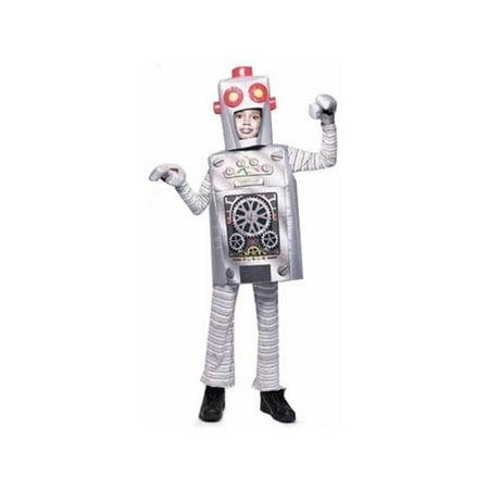 Child Robot Costume