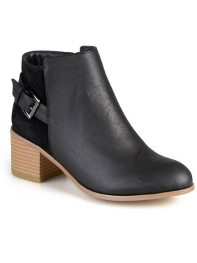 496f74c4a0 Product Image Women's High Heel Buckle Ankle Booties