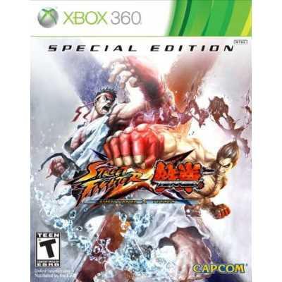 Refurbished Street Fighter X Tekken: Special Edition -Xbox 360