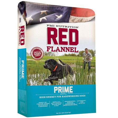 Pmi Nutrition  Red Flannel Prime Dog Food