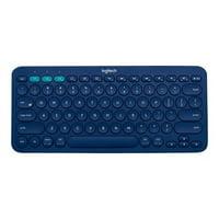Logitech K380 Multi-Device Bluetooth Keyboard, Black