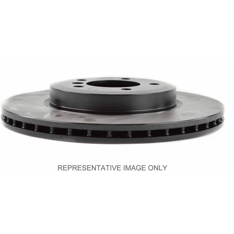 Bendix Brake Rotor, #Prt5169