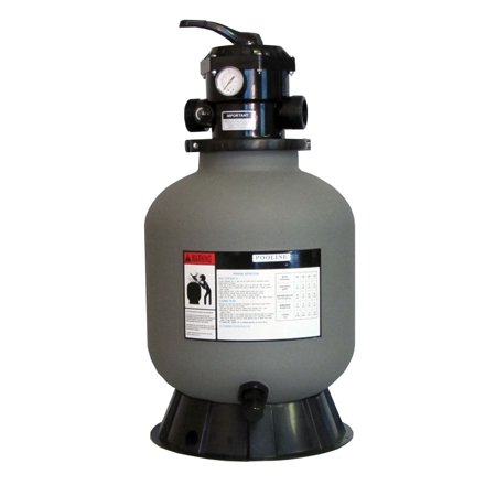 Sand Filter for Above-Ground Swimming Pool - 16 inch diameter - image 1 de 2