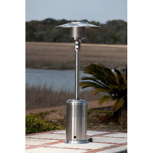 Fire Sense Stainless Steel Pro Series Patio Heater by Fire Sense