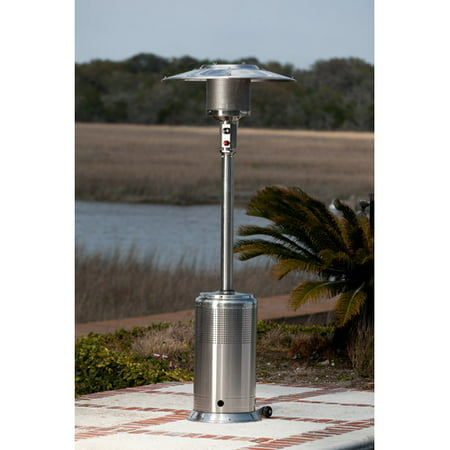 Fire Sense Stainless Steel Pro Series Patio Heater Walmart – Fire Sense Patio Heater