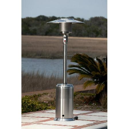 Fire Sense Stainless Steel Patio Heater