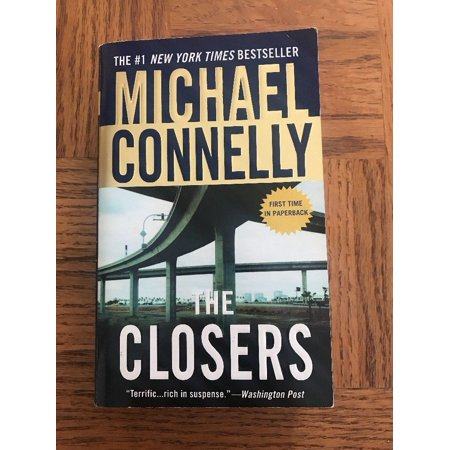 A Harry Bosch Novel: The Closers 11 by Michael Connelly (2006,
