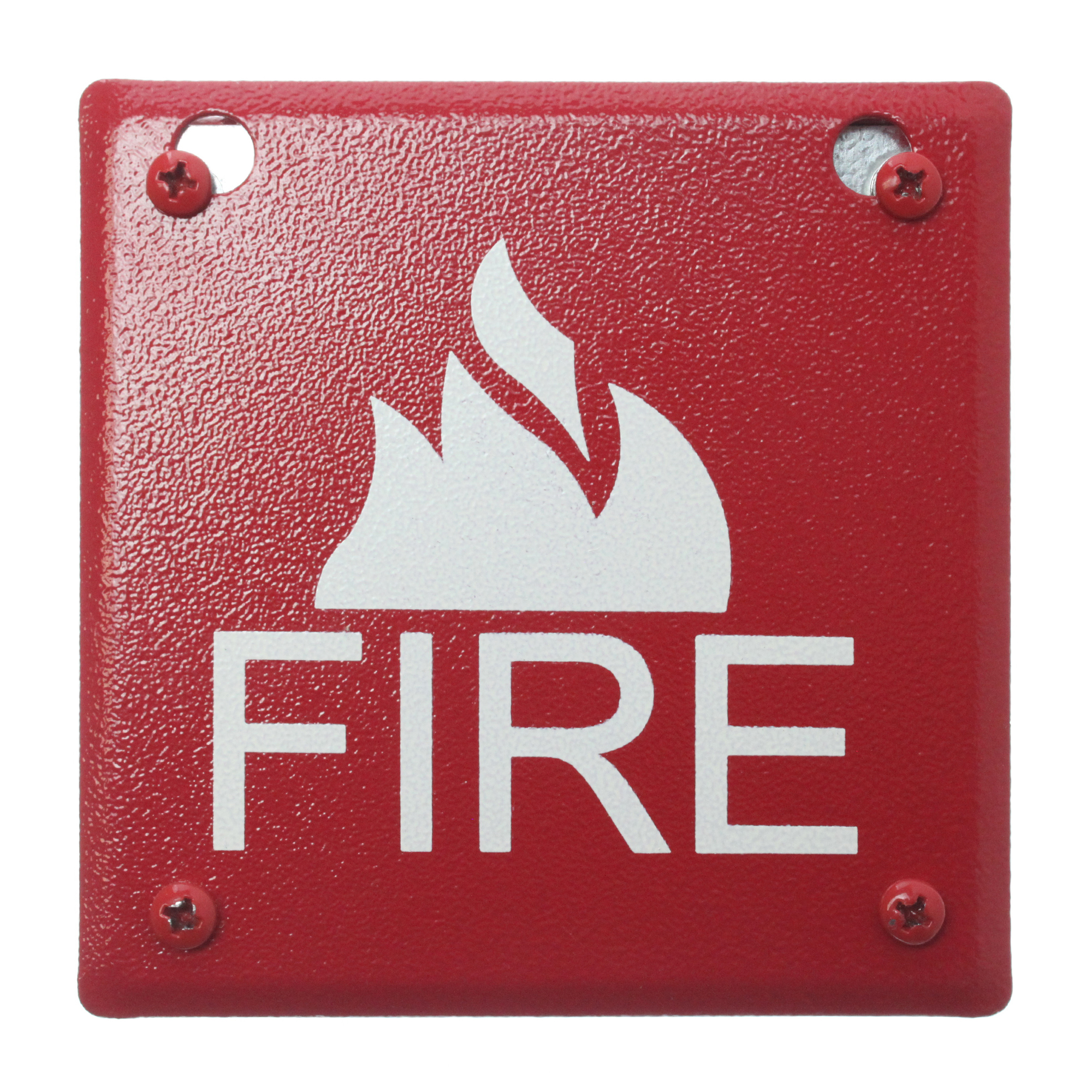 Space Age Electronics SSU00664 FB4 Fire Alarm Device Box, 4-Inch Square