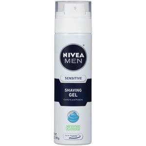 NIVEA Men Sensitive Shaving Gel 7 oz.