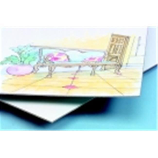 Crescent 20 x 30 inch No. 100 Board Illustration, Pack - 10