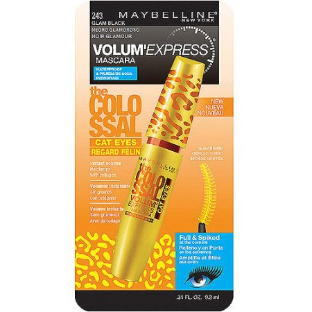Maybelline Volum' Express The Colossal Cat Eyes Waterproof Mascara