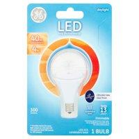 GE LED 4W Daylight Ceiling Fan Small Base A15 1pk