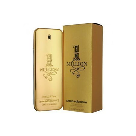 1 ONE MILLION BY PACO RABANNE ~ 6.7 oz EDT SPRAY NIB * Cologne for Men by Tayongpo