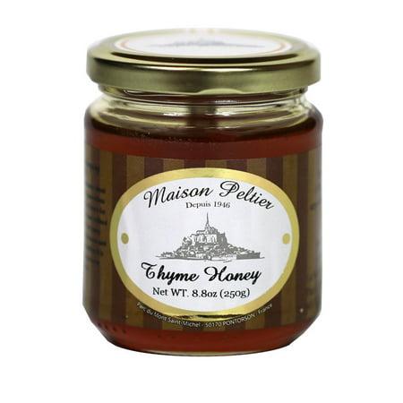 Maison Peltier - French Raw Thyme Honey, 250g (8.8 oz)