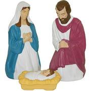 Light-Up 3-Piece Nativity Set