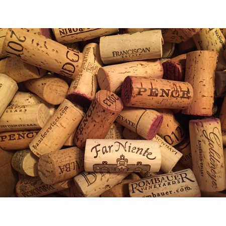- Premium Recycled Corks, Natural Wine Corks From Around the US - 50 Count