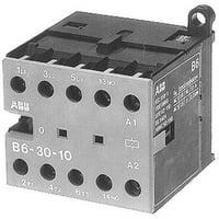 ABB B6-30-10-84 3P, Contactor, IEC, 120V AC