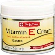 Dlc Crema De Vitamina E (10,000 Iu) 4 Fo