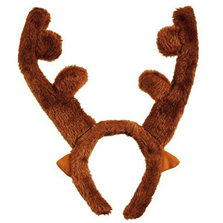 Amscan Reindeer Antler Headband, Brown](Reindeer Antler Headband Craft)