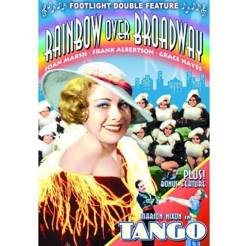 Rainbow Over Broadway (1933)   Tango (1936) by ALPHA VIDEO DISTRIBUTORS