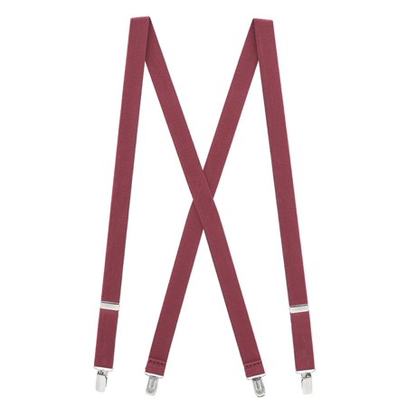 Suspender Store Kids' Solid Suspenders (X-Back)