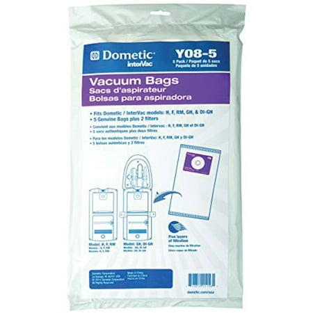 Dometic Y11 5 Vacuum Bags  Blue