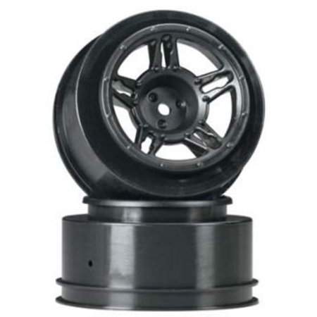 Duratrax SC Wheel Black Slash Blitz SCRT10 (2)