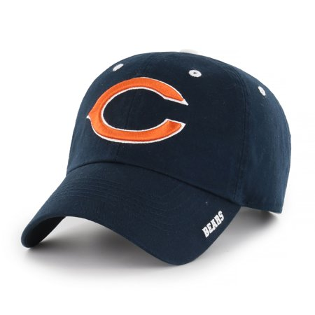 Nhl Fan - NFL Chicago Bears Ice Adjustable Cap/Hat by Fan Favorite