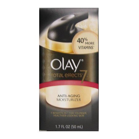 Human Growth Complex Side Effects - Olay Total Effects 7X Visible Anti Aging Vitamin Complex, Regular - 1.7 Oz