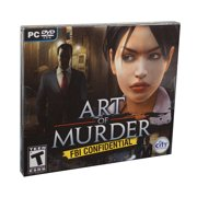 Art of Murder: FBI Confidential PC DVD Game - Become Nicole Bonnet: A Young FBI Female Agent and Accept the Challenge