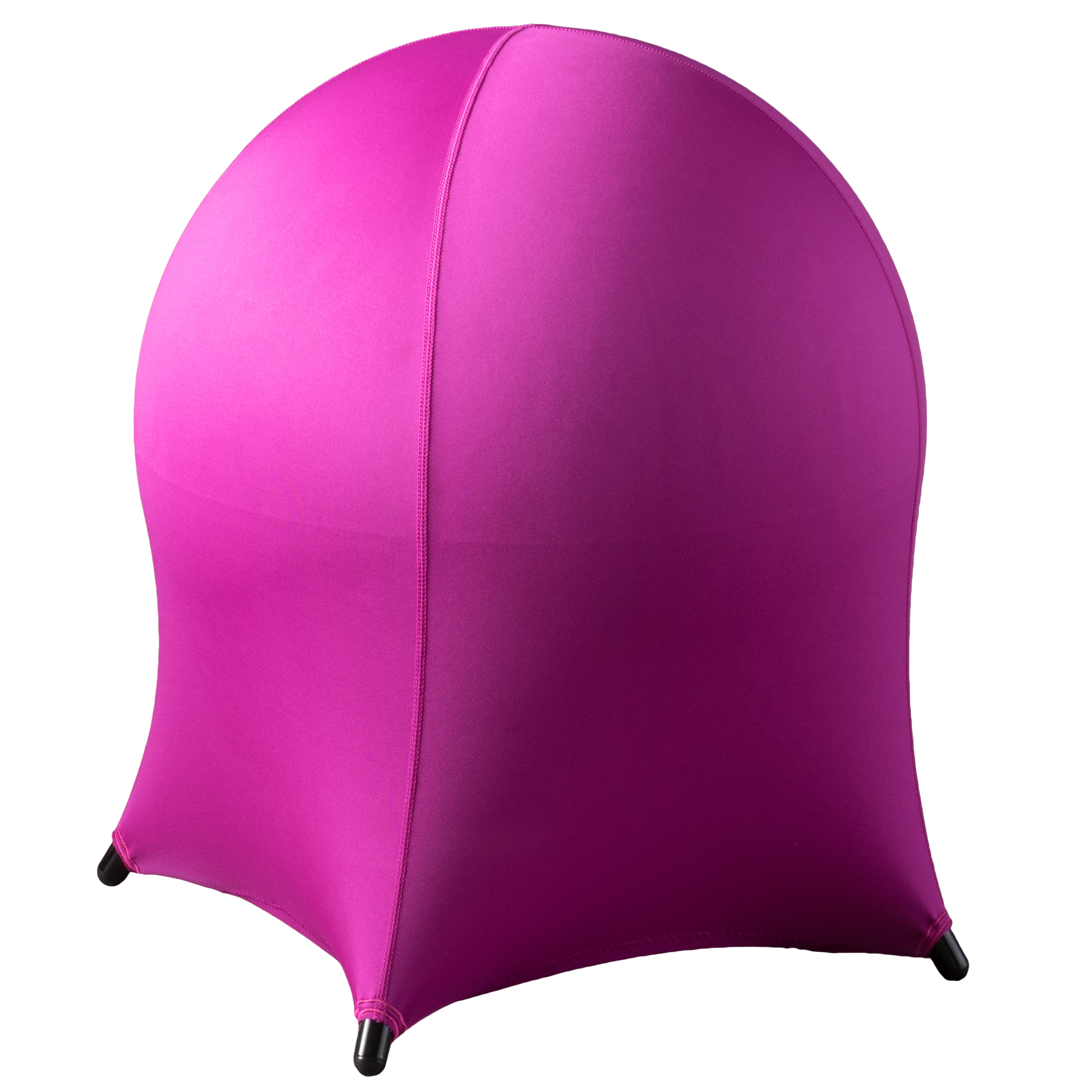 Pink ball chairs - Denise Austin Home Yoga Ball Chair
