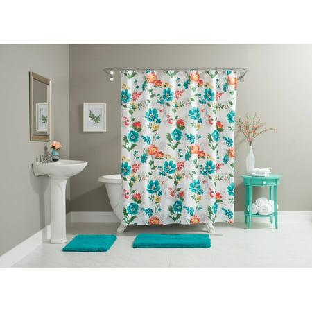 Floral 15-Piece Bath In A Bag - Walmart.com