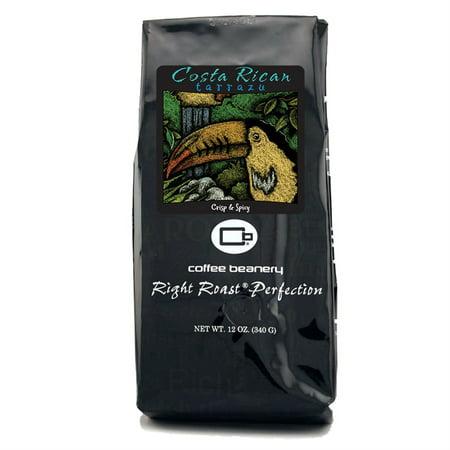 Coffee Beanery Costa Rican Tarrazu 12 oz. (Whole Bean)